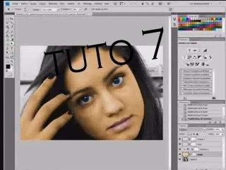 Visionnez les Cours Vidéo de Zones de couleur sur Photo en Noir et Blanc Tuto Photoshop 1 sur 2
