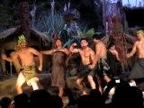 Haka des Maoris de Nouvelle-Zélande