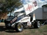 Matt Egel Speedway Sprint 410 Photo highlights