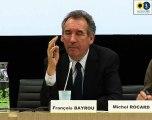 François Bayrou au Forum Copenhague d'Europe Ecologie