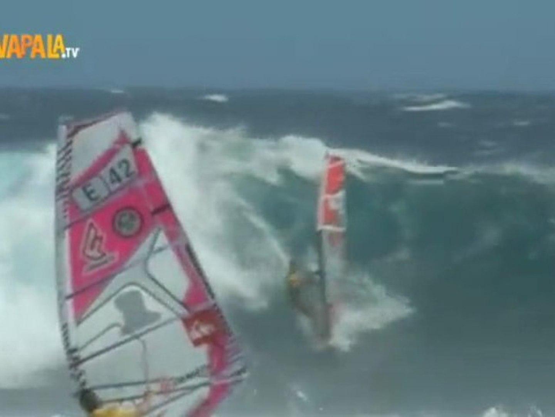 Enorme Contest De Windsurf A La Reunion Video Dailymotion