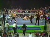Ric Flair/Barry Windham vs. Dusty Rhodes/Bam Bam Bigelow