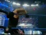 SurViVor Series 2009 Undertaker vs y2j  vs Big Show triple treath match