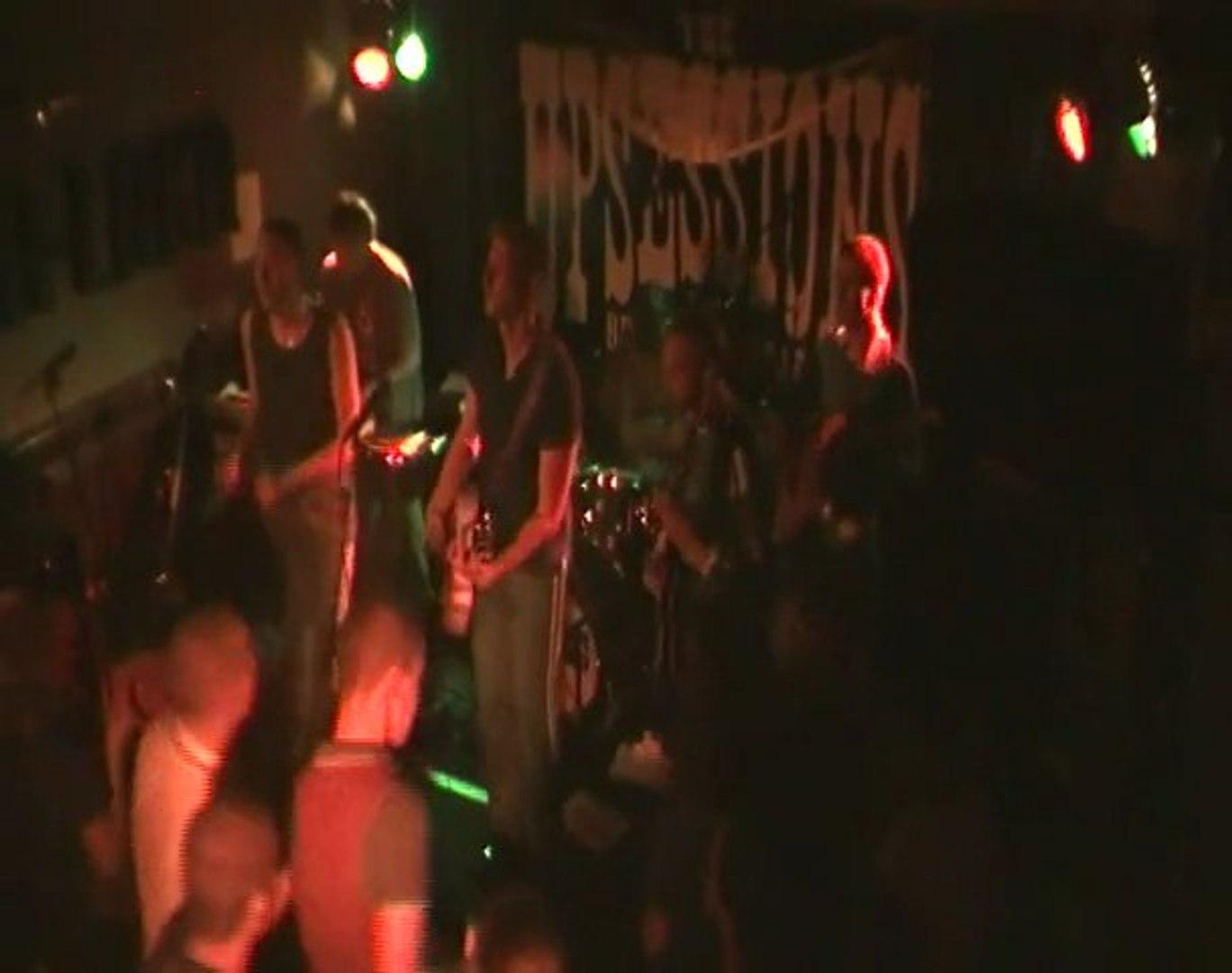 The Upsessions - beat me reggae @ shaka laka 26.09.2009