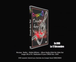 DVD Ecoute Donc Voir - B.A.