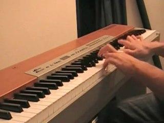 Moi Lolita piano (Alizée)