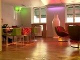 Visite du Windows Café à Paris et démonstration Windows 7