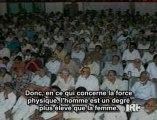 Zakir Naik: Les droits de la femme en Islam (5/5)
