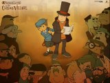 Professeur Layton Soundtrack - The Village Starts Moving HQ