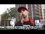 beuz en interview streetlive+extrait clip