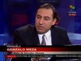 Gonzalo Mesa Allende nieto de Salvador Allende