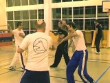 Filipino combatives - Kali's seminar Monaco by Felix Cortes