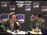 Philippe Comte et Jacques Sapir - les matins