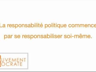 Universités MoDem: compensation carbone. Le 28-11 on plante!