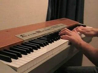 Cherry Blossom Girl Piano - Air