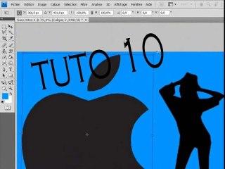 Recréer l'affiche de la publicité IPod Apple avec Photoshop