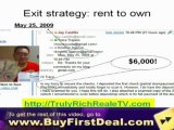 San Diego Investment Property - Investment Property Cashflow
