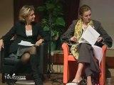 Régionales 2010 : Valérie Pécresse à Epinay-Sur-Orge