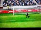 Image de 'Grosse Frappe de Zlatan Ibrahimovic à 40 Mètres'