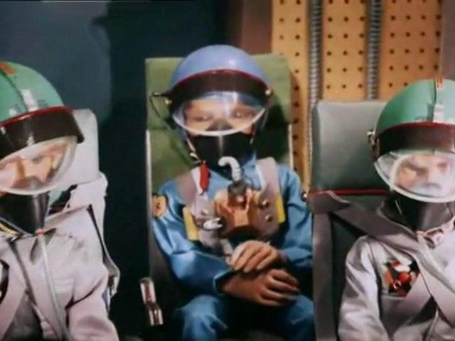 S1E1 Thunderbirds - Les Sentinelles de l'air 2/3