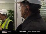 Visite de Jean-Jack Queyranne sur le chantier régional(lyon)