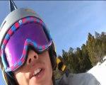 Pyrénées snowboard tour