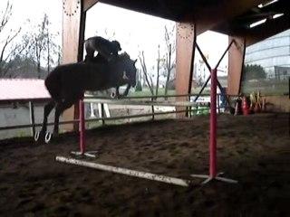 séance de saut du 30-11-09