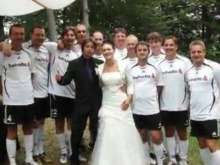 Hochzeit Helmut & Andrea - Weihnachtsfeier 2009