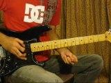 Rush Limelight - Guitar Riff Lesson
