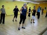 danse les pieux tcha tcha tcha entrainement novembre 2009