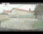 Le parcours de Julien Coupat et Yildune Levy le 7-8 novembre