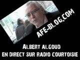 Albert Algoud parle de Charles Maurras