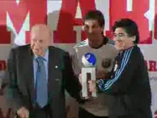 Messi mejor futbolista del mundo