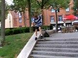 TEASER BEST OF 5 ALEXIS TRANCART SKATEBOARDING 2010 SKATE
