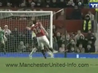 Manchester United 2 – 0 Tottenham (Carling Cup) 01.12.2009