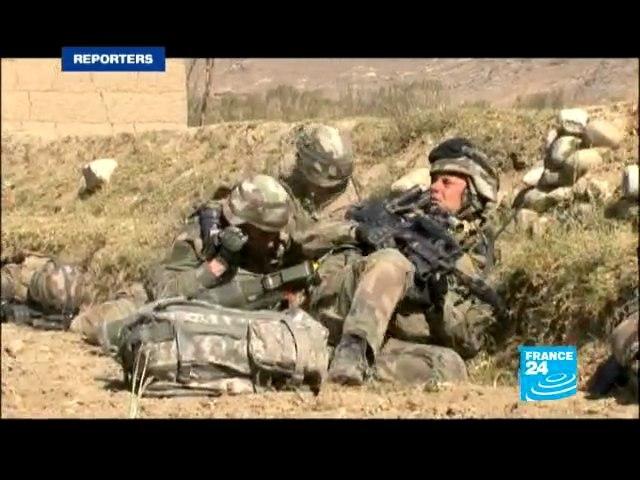 Exclusif: La bataille de l'Afghanya