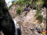 Canyon de l'Artigue - Canyoning en Ariège Pyrénées