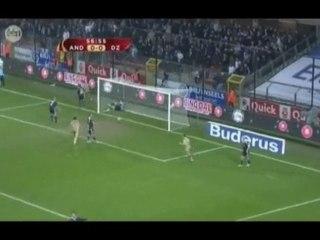 RSC Anderlecht - Dinamo Zagreb 0-1