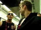Gay Pride 2006 dans le métro