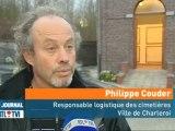 Manque de fossoyeurs à la ville de Charleroi qui n'en compte