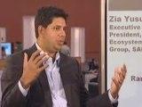 SAP TechEd Live: Zia Yusuf - The SAP Ecosystem Advantage