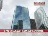LE 22H,Joëlle Ceccaldi-Raynaud, député maire de Puteaux, (Hauts-de-Seine)