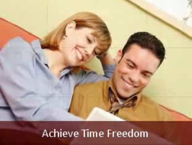 Earn Money At Home And Gain Time Freedom