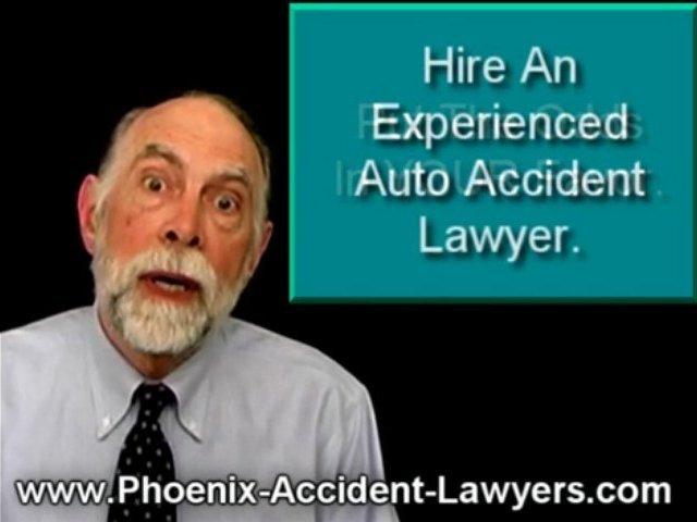 Phoenix Motorcycle Accident Help