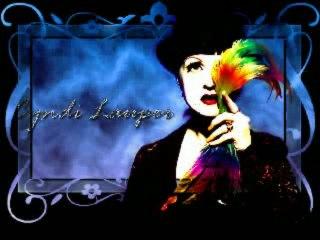 All through the night, C. Lauper - par Astra