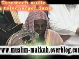 Taraweeh 2009 à voir ! shuraim juhany sudais muayqali