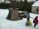 18 Décembre 2009, il neige toujours à Berloch