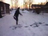 Hardjump & Hakken in Snow
