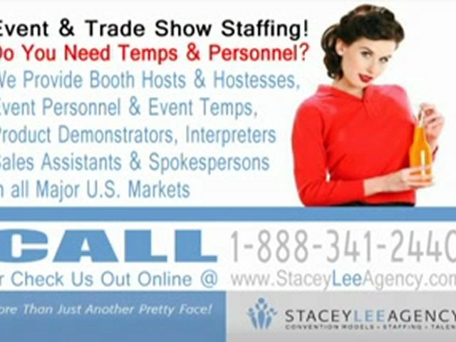 Trade Show Staffing