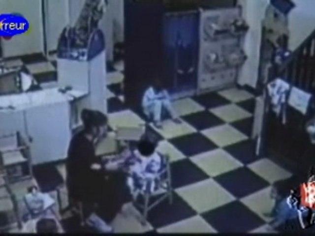 Choc : maltraitance de Bébés filmée dans une crèche, Italie